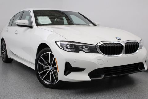 Pre-Owned 2020 BMW 3 Series Sedan North America AWD SD
