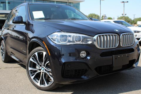 Pre-Owned 2018 BMW X5 Sports Activity Vehicle AWD Sport Utility