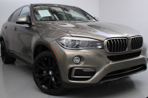 2017 BMW X6 Sports Activity Coupe