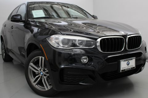 2016 BMW X6 AWD 4dr Sports Activity Coupe