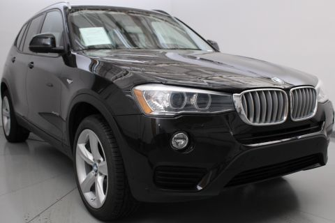 2017 BMW X3 Sports Activity Vehicle