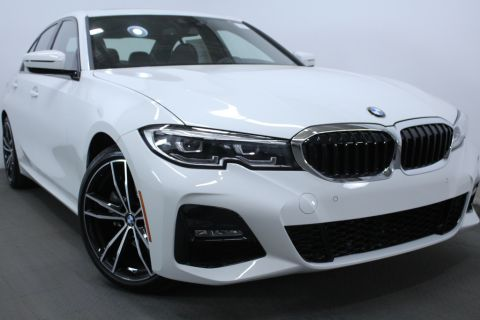 Pre-Owned 2020 BMW 3 Series Sedan AWD 4dr Car