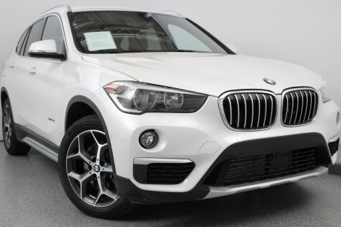 2018 BMW X1 Sports Activity Vehicle